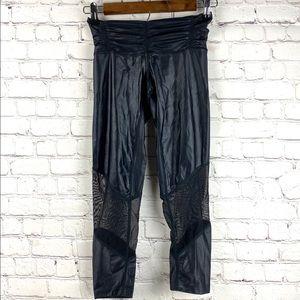 Carbon 38 Chill by Will women's blackshiny legging